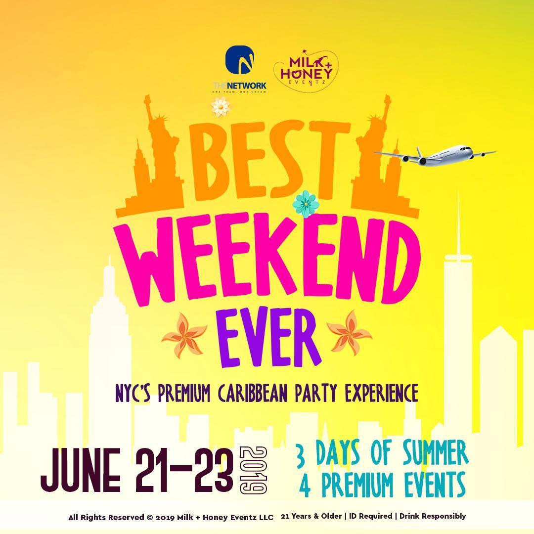 NiteLifeBuzz com - BEST WEEKEND EVER: 3 Days of Summer, 4