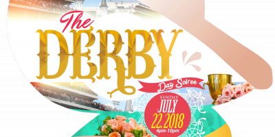 THE DERBY: Day Soiree
