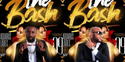 International Saturdays: THE BASH - Cutty & Marc Chin From Coppershot Birthday Bash