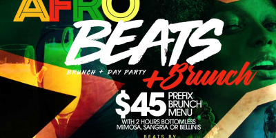 Afrobeats & Brunch