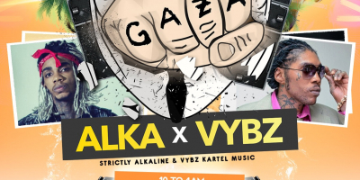 Alka x Vybz: Strictly Alkaline & Vybz Kartel Music