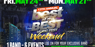 Best of the Best 2019 Weekend