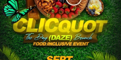 CLICqout: The DAZE Brunch (Food Inclusive)