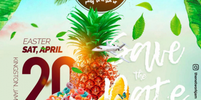 Day Break Breakfast Party Jamaica - Easter 2019