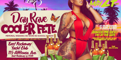 Day Rave Cooler Fete: by Elite 13 Events