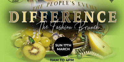 500 N Betta presents: Difference - The Fashion Brunch 2019