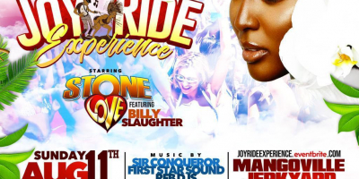 The JOY RIDE Experience featuring Stone Love Sound