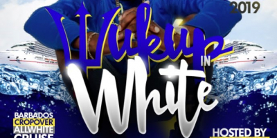 MARZVILLE hosts WUK UP IN WHITE The Annual All White Boat Ride · Barbados Crop Over 2019