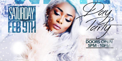 Renegade's Birthday Bash - Winter White Day Party