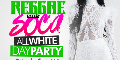 REGGAE MEETS SOCA The All White Day Party · Orlando Carnival Memorial Day 2018